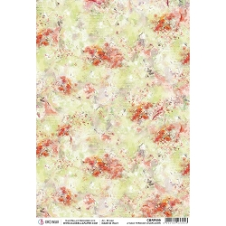 Ciao Bella - Under the Tuscan Sun Collection - A Walk Through Wildflower Piuma Rice Paper