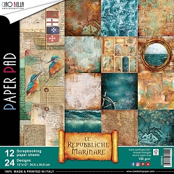Ciao Bella - Repubbliche Marinare Collection - Paper Kit
