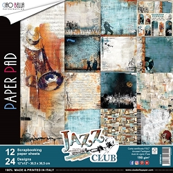 Ciao Bella - Jazz Club Collection - Paper Kit