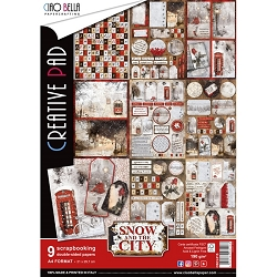Ciao Bella - Snow and the City Collection - Creative Pad
