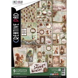 Ciao Bella - The Sound of Winter Collection - Creative Pad
