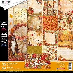 Ciao Bella - The Sound of Autumn Collection - Paper Collection Kit