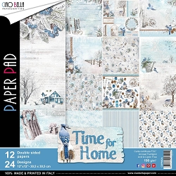 Ciao Bella - Time For Home Collection - Paper Collection Kit