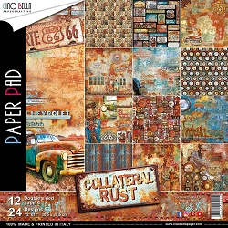 Ciao Bella - Collateral Rust Collection - Paper Collection Kit