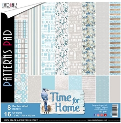 Ciao Bella - Time For Home Collection - Coordinating Patterns Paper Kit