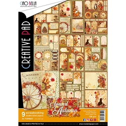 Ciao Bella - The Sound of Autumn Collection - Creative Pad