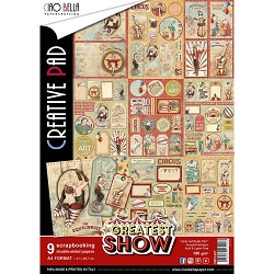 Ciao Bella - Greatest Show Collection - Creative Pad