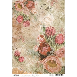 Ciao Bella - The Muse Collection - Protea Piuma Rice Paper