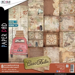 Ciao Bella - Ciao Bella Collection - Paper Kit