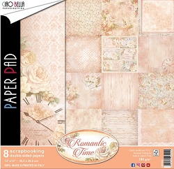 Ciao Bella - Romantic Time Collection - Paper Kit