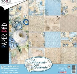Ciao Bella - Broccato Estense collection - Paper Kit