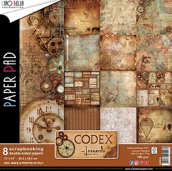 Ciao Bella - Codex Leonardo collection - Paper Kit