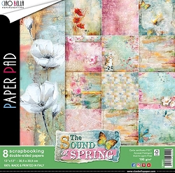 Ciao Bella - The Sound of Spring collection - Paper Kit