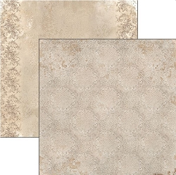 Ciao Bella - Broccato Estense collection - 12x12 Cardstock - Le nozze di Lucrezia