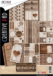 Ciao Bella - Woodland collection - Creative Pad