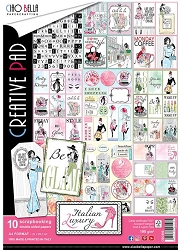 Ciao Bella - Italian Luxury collection - Creative Pad