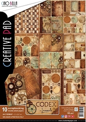 Ciao Bella - Codex Leonardo collection - Creative Pad