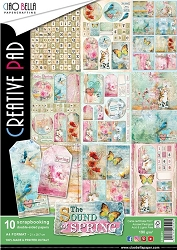 Ciao Bella - The Sound of Spring collection - Creative Pad