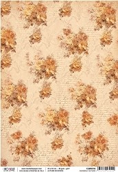 Ciao Bella - Autumn Whispers collection - Piuma Rice Paper - Suddenly autumn