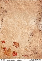 Ciao Bella - Autumn Whispers collection - Piuma Rice Paper - Autumn breeze
