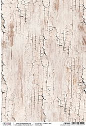 Ciao Bella - Woodland collection - Piuma Rice Paper - Dolomiti wood