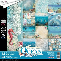 Ciao Bella - Under The Ocean Collection - Paper Collection Kit