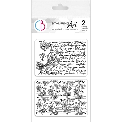 Ciao Bella - Breathe Darling Clear Stamp Set