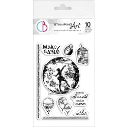 Ciao Bella - Make A Wish Clear Stamp Set