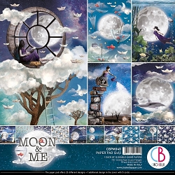 Ciao Bella - Moon & Me Collection - Paper Collection Kit