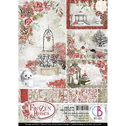 Ciao Bella - Frozen Roses Collection - Creative Pad