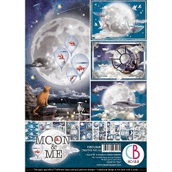 Ciao Bella - Moon & Me Collection - Creative Pad