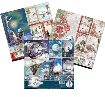 Ciao Bella - Frozen Roses, Northern Lights, & Moon & Me Collections from Italy!!