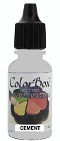 Colorbox Pigment Ink Refill - Cement