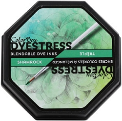 Clearsnap Dyestress Blendable Ink Pad - Shamrock
