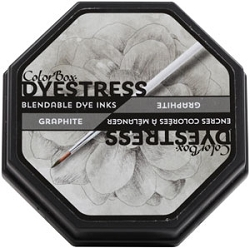 Clearsnap Dyestress Blendable Ink Pad - Graphite