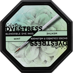 Clearsnap Dyestress Blendable Ink Pad - Mint