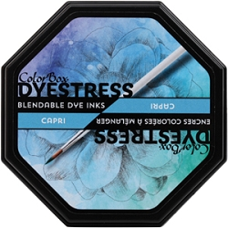 Clearsnap Dyestress Blendable Ink Pad - Capri