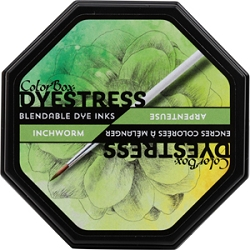 Clearsnap Dyestress Blendable Ink Pad - Inchworm