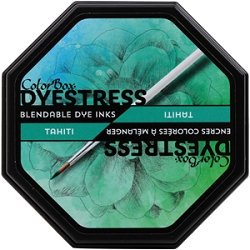 Clearsnap Dyestress Blendable Ink Pad - Tahiti
