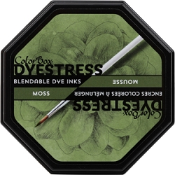 Clearsnap Dyestress Blendable Ink Pad - Moss