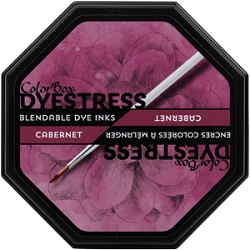 Clearsnap Dyestress Blendable Ink Pad - Cabernet