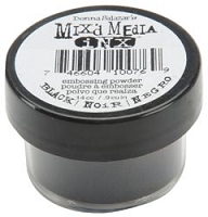 Clearsnap Mix'd Media Embossing Powder - Black