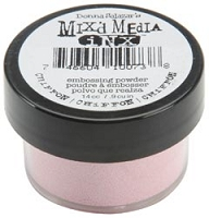 Mix'd Media Embossing Powder by Donna Salazar