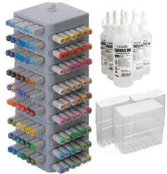 Copic Marker Storage