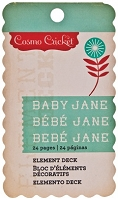 Cosmo Cricket - Baby Jane Elements Stack (2.75