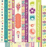 Cosmo Cricket Pixie-Licious - Borders
