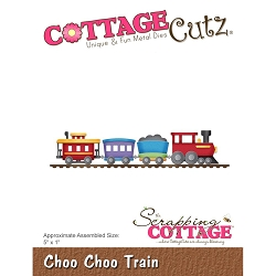 Cottage Cutz - Die - Choo Choo Train
