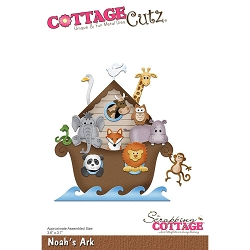 Cottage Cutz - Die - Noah's Ark
