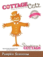 Cottage Cutz - Die - Pumpkin Scarecrow (Elites)