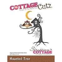 Cottage Cutz - Die - Haunted Tree